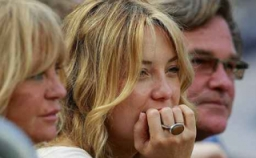 Kurt Russell- Kate Hudson mostohaapja